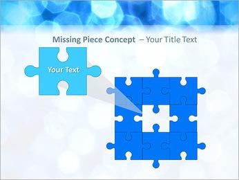 Bleu service Modèles des présentations  PowerPoint - Diapositives 25