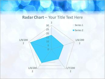 Bleu service Modèles des présentations  PowerPoint - Diapositives 31