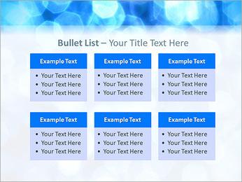 Bleu service Modèles des présentations  PowerPoint - Diapositives 36