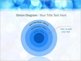 Bleu service Modèles des présentations  PowerPoint - Diapositives 41