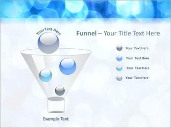 Bleu service Modèles des présentations  PowerPoint - Diapositives 43