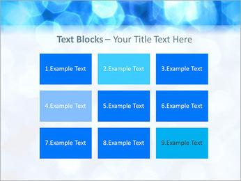 Bleu service Modèles des présentations  PowerPoint - Diapositives 48