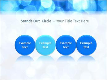 Bleu service Modèles des présentations  PowerPoint - Diapositives 56