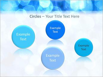 Bleu service Modèles des présentations  PowerPoint - Diapositives 57