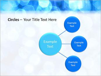 Bleu service Modèles des présentations  PowerPoint - Diapositives 59