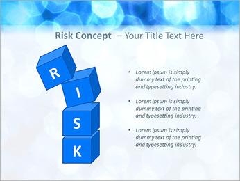 Bleu service Modèles des présentations  PowerPoint - Diapositives 61