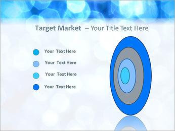Bleu service Modèles des présentations  PowerPoint - Diapositives 64
