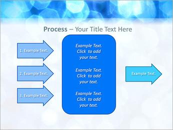 Bleu service Modèles des présentations  PowerPoint - Diapositives 65