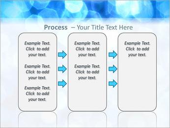 Bleu service Modèles des présentations  PowerPoint - Diapositives 66