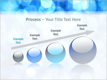 Bleu service Modèles des présentations  PowerPoint - Diapositives 67