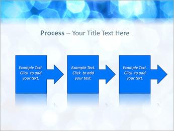 Bleu service Modèles des présentations  PowerPoint - Diapositives 68