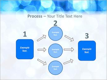 Bleu service Modèles des présentations  PowerPoint - Diapositives 72