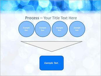Bleu service Modèles des présentations  PowerPoint - Diapositives 73