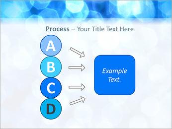 Bleu service Modèles des présentations  PowerPoint - Diapositives 74