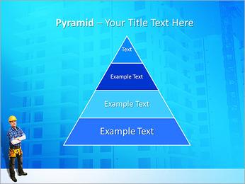 Construção Modelos de apresentações PowerPoint - Slide 10