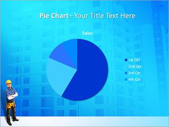 Construção Modelos de apresentações PowerPoint - Slide 16