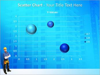 Construção Modelos de apresentações PowerPoint - Slide 29