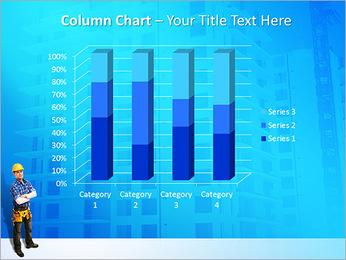 Construção Modelos de apresentações PowerPoint - Slide 30