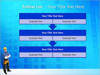 Construção Modelos de apresentações PowerPoint - Slide 40