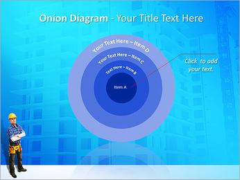 Construção Modelos de apresentações PowerPoint - Slide 41