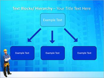 Construção Modelos de apresentações PowerPoint - Slide 49