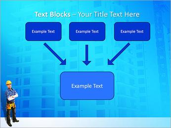 Construção Modelos de apresentações PowerPoint - Slide 50