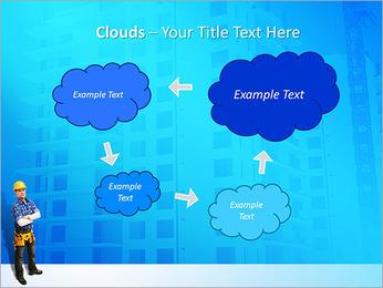 Construção Modelos de apresentações PowerPoint - Slide 52