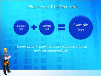 Construção Modelos de apresentações PowerPoint - Slide 55
