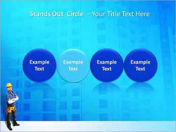 Construção Modelos de apresentações PowerPoint - Slide 56