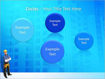 Construção Modelos de apresentações PowerPoint - Slide 57