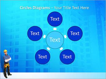 Construção Modelos de apresentações PowerPoint - Slide 58