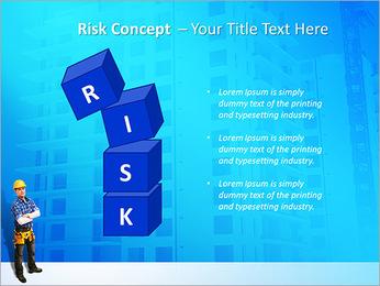 Construção Modelos de apresentações PowerPoint - Slide 61