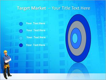 Construção Modelos de apresentações PowerPoint - Slide 64