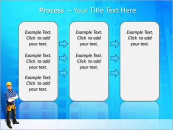 Construção Modelos de apresentações PowerPoint - Slide 66