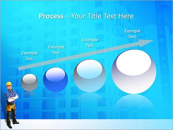 Construção Modelos de apresentações PowerPoint - Slide 67
