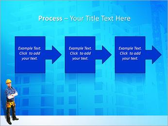Construção Modelos de apresentações PowerPoint - Slide 68