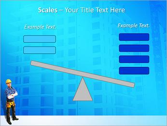 Construção Modelos de apresentações PowerPoint - Slide 69