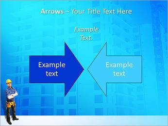 Construção Modelos de apresentações PowerPoint - Slide 70