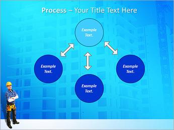 Construção Modelos de apresentações PowerPoint - Slide 71