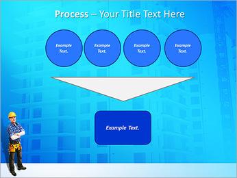Construção Modelos de apresentações PowerPoint - Slide 73