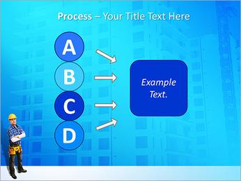 Construção Modelos de apresentações PowerPoint - Slide 74