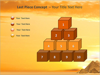 Egyptian Pyramids PowerPoint Template - Slide 11