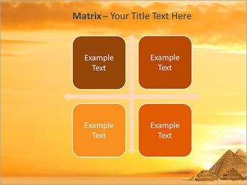 Egyptian Pyramids PowerPoint Template - Slide 17