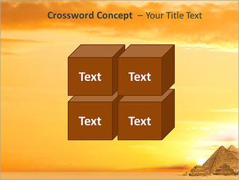 Egyptian Pyramids PowerPoint Template - Slide 19