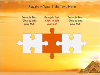 Egyptian Pyramids PowerPoint Template - Slide 22