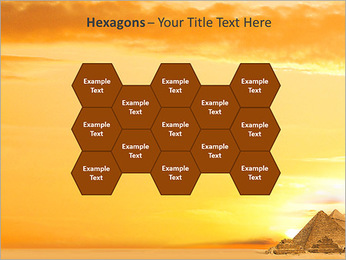 Egyptian Pyramids PowerPoint Template - Slide 24