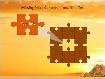 Egyptian Pyramids PowerPoint Template - Slide 25