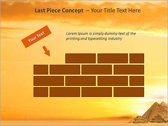 Egyptian Pyramids PowerPoint Template - Slide 26