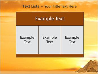 Egyptian Pyramids PowerPoint Template - Slide 39
