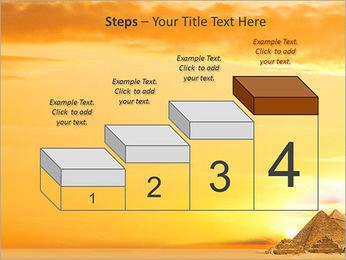 Egyptian Pyramids PowerPoint Template - Slide 44